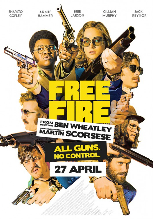 Free Fire (2017) Movie Download / Online In 300MB ESub