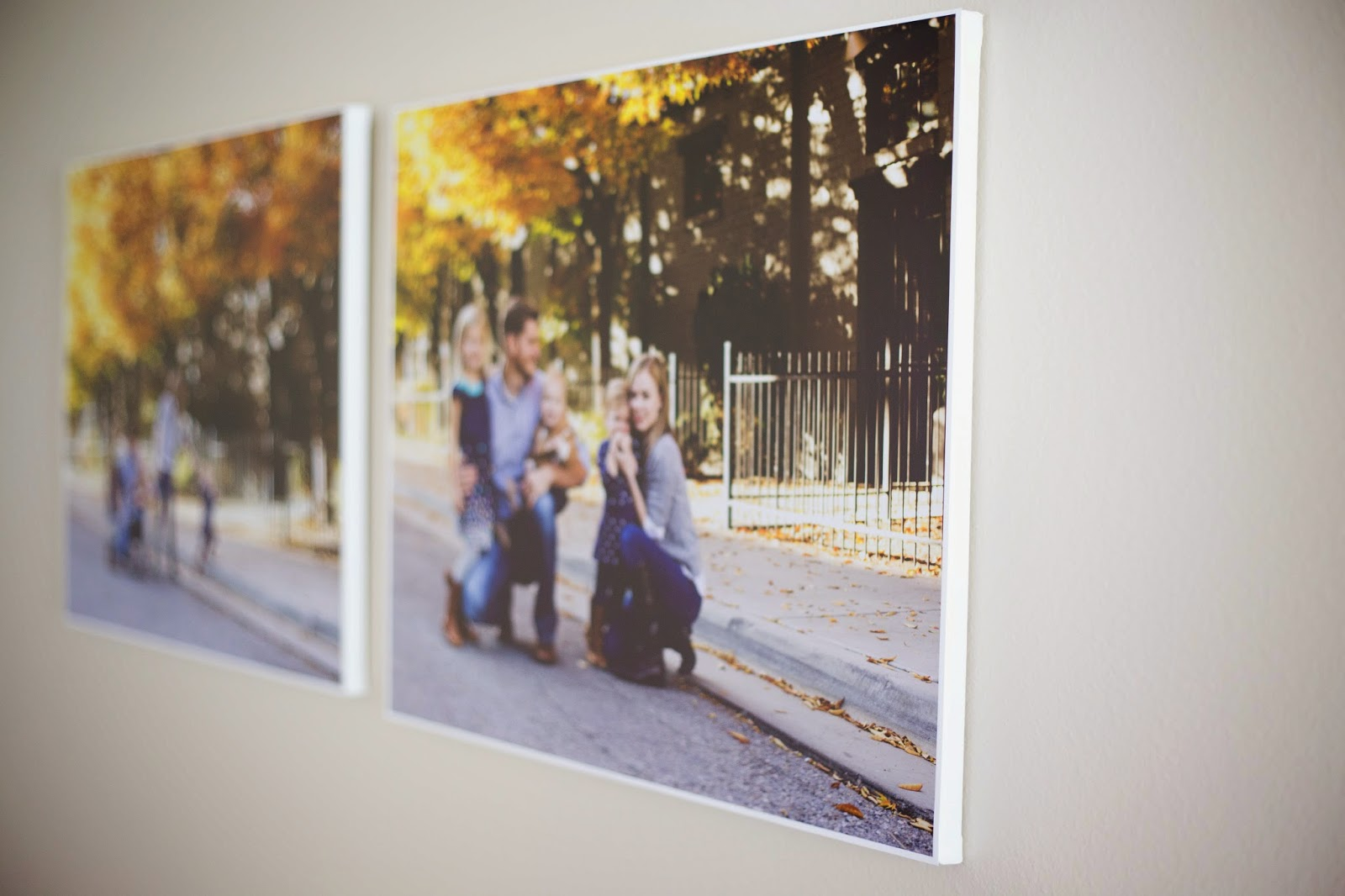 do it yourself divas: DIY: How to Make Large Canvas Prints ...