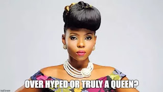 What is Your Opinion!! Is Yemi Alade Over Hyped OR Truly A Queen?