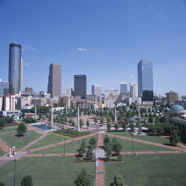 Landscape Of Atlanta: World Visits: Visit To Atlanta Georgia Cool Place
