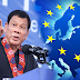 Duterte to EU | diplomats of EU are free to leave PH in 24 hours