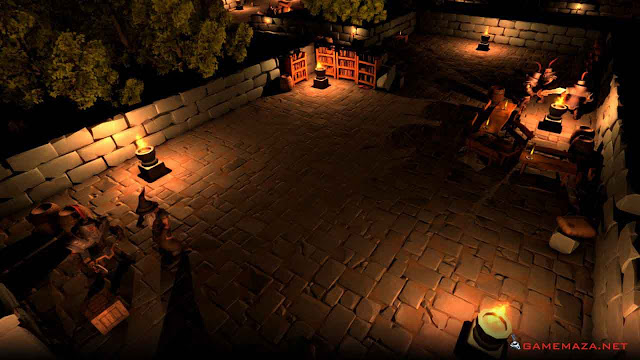 Fallen Mage Download Gameplay Screenshot 1