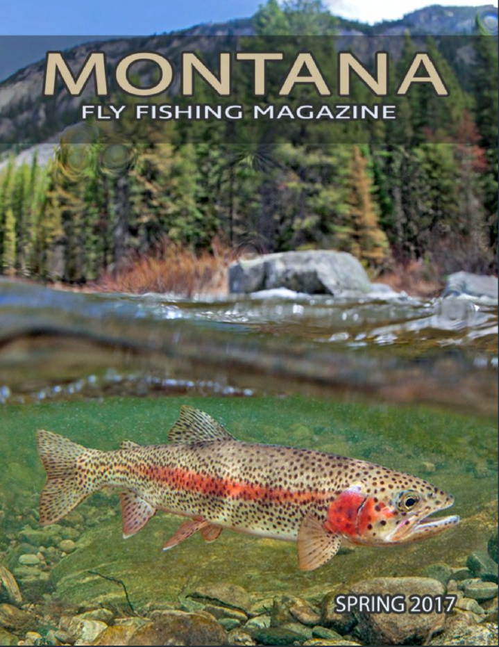 Brant s world of fishing art photography for Fly fishing journal