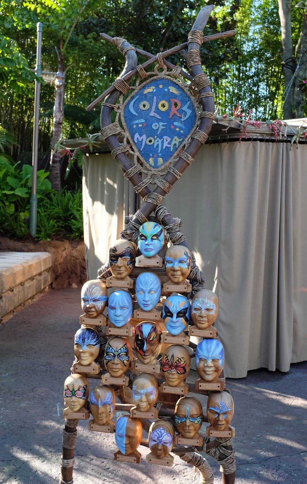 Colors of Moara, Pandora - The World of Avatar at Disney's Animal Kingdom