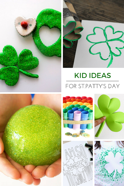 Over 25 Fun and festive St.Patrick's day kids activities