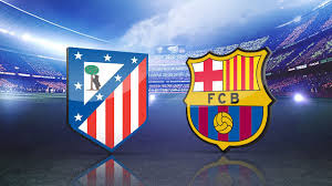 Atl Madrid Vs FC Barcelona