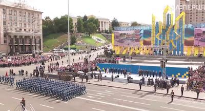 Україна відзначила День незалежност