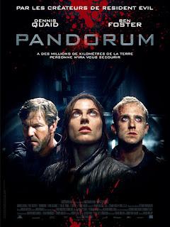 Cartel de la película Pandórum