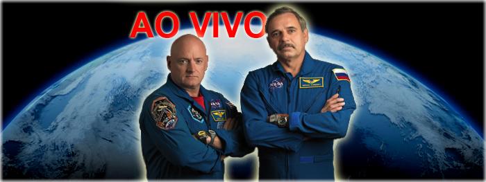 astronautas voltam para a Terra apos 1 ano no espaço
