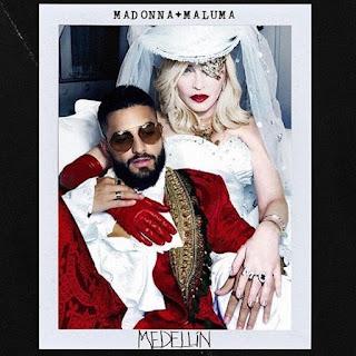 Madonna - Medellín (with Maluma)