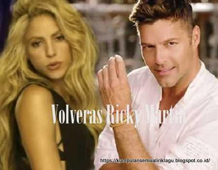 Volveras Ricky Martin