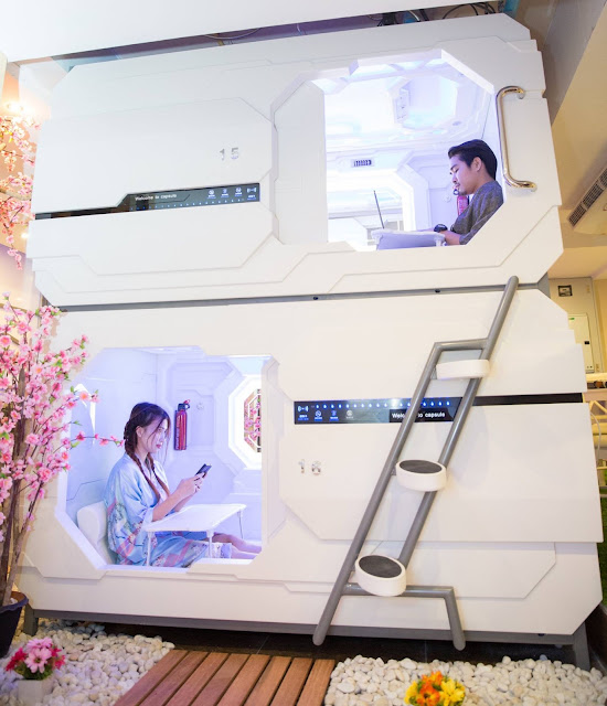 泰國 | HK0有找!曼谷平住日式酒店 Sakura Sky Residence | 尼克。流浪看
