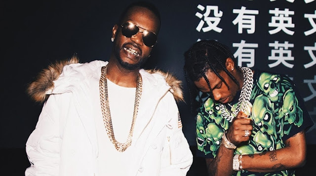 Juicy J Feat. Travis Scott
