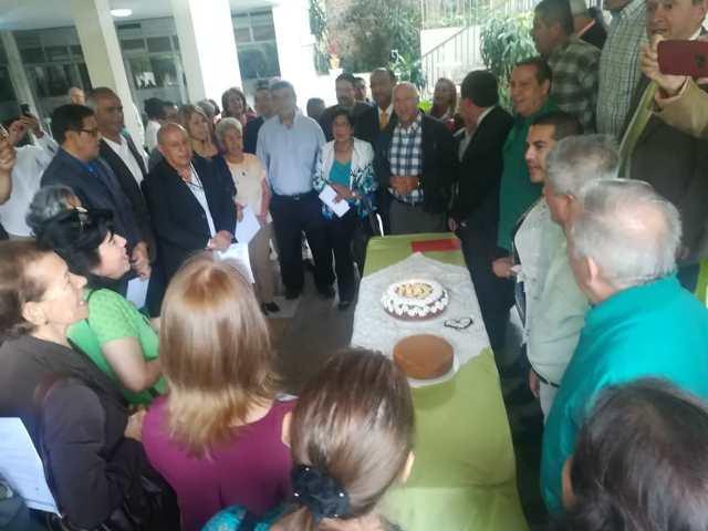 Copeyanos del Táchira celebraron el 73 aniversario del partido socialcristiano COPEI