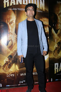 Bollywood Celebrities at Rangoon Movie Special Screening Feb 2017 03.JPG