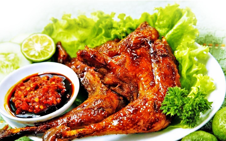 resep masakan ayam bakar pedas manis aneka resep