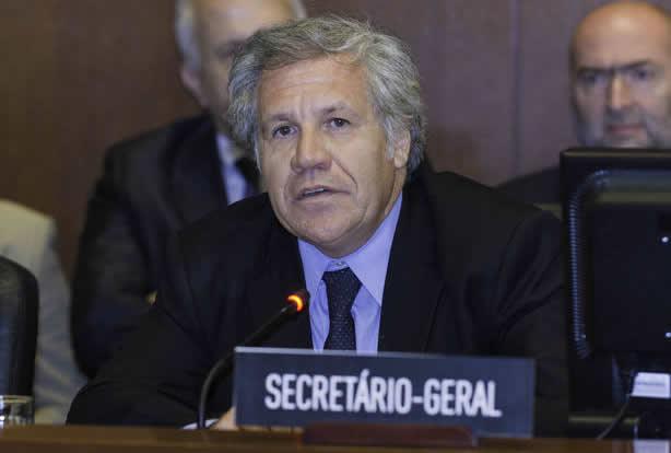 Almagro: Desconocemos destitución de la fiscal Ortega Díaz