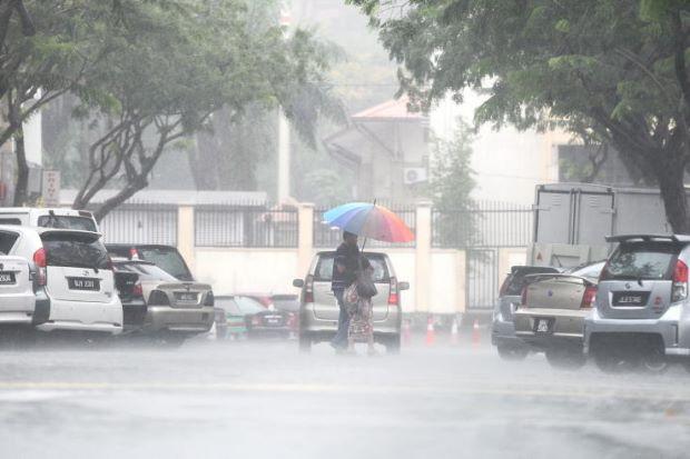 Monsun Timur Laut 2017 Sudah Bermula!