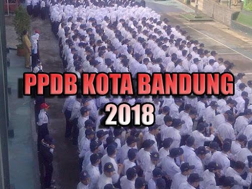 Informasi PPDB Kota Bandung 2018