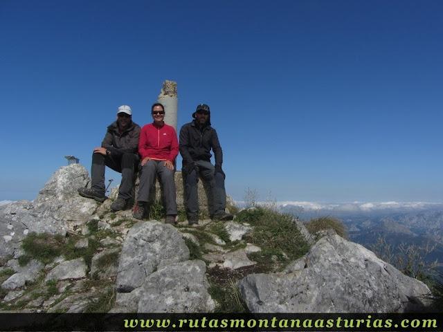 Ruta circular Taranes Tiatordos: Cima del Tiatordos