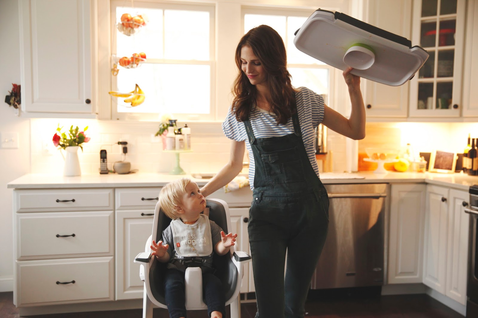 4moms High Chair Review Black Dining Chairs Nz Tales Of Me And The Husband