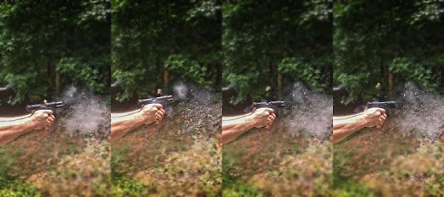 hk vp40, vp40, hk vp40 being shot, hk vp40 firing, hk vp40 review