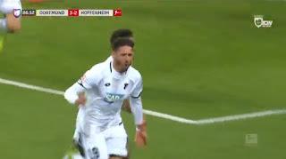 بالفيديو بلفوضيل يسجل ثنائية ضد بروسيا دورتموند و ينقذ فريقه من الخسارة في الدوري الالماني