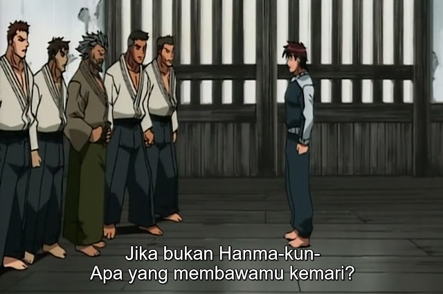 Baki The Grappler Episode 19 Subtitle Indonesia