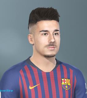 PES 2019 Faces Chumi ( Juan Brandáriz Movilla )