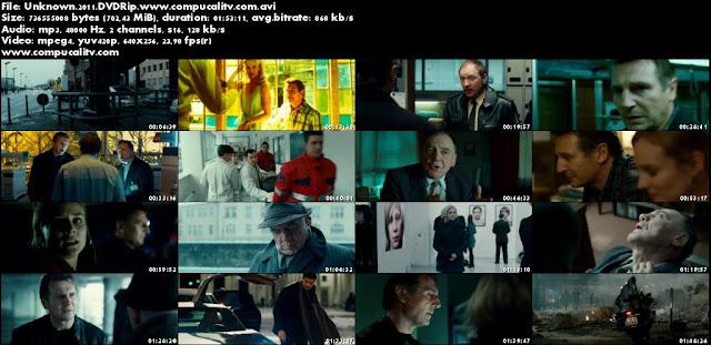 Sin Identidad (2011) DVDRip Español Latino