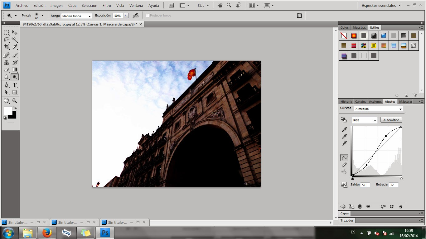 photoshop hdr