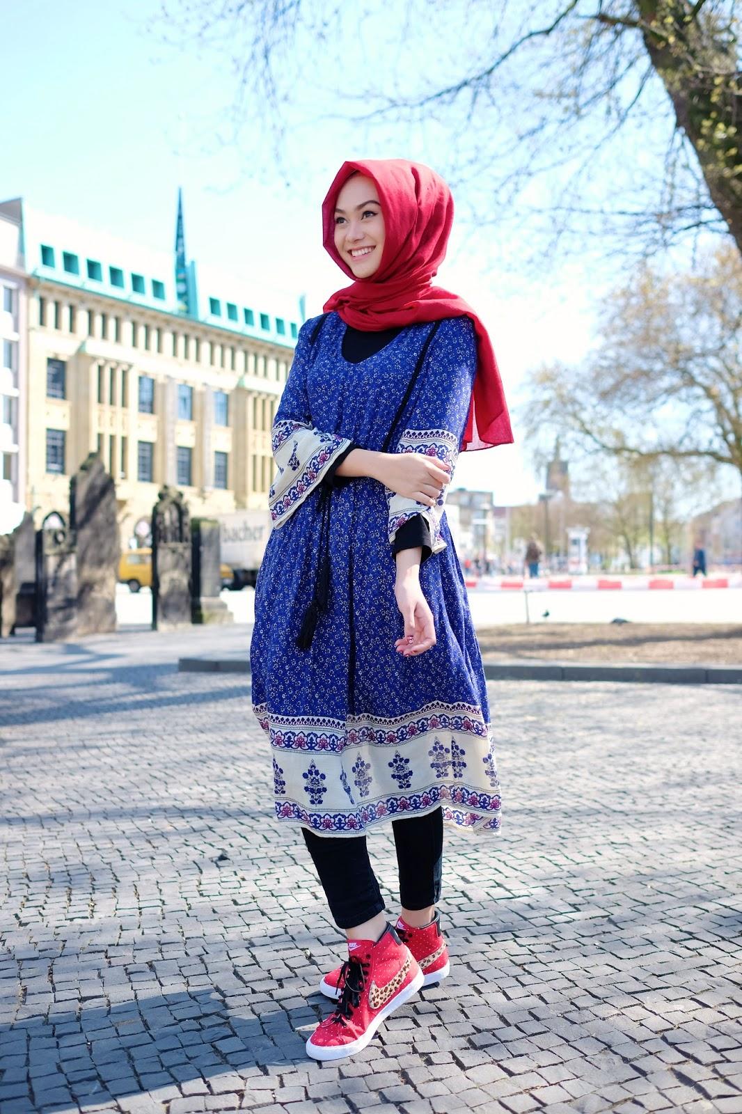 Hijab Style Liburan
