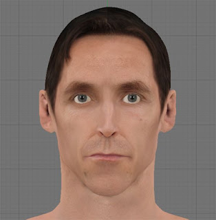 NBA 2K13 Steve Nash HD Cyber Face Patch