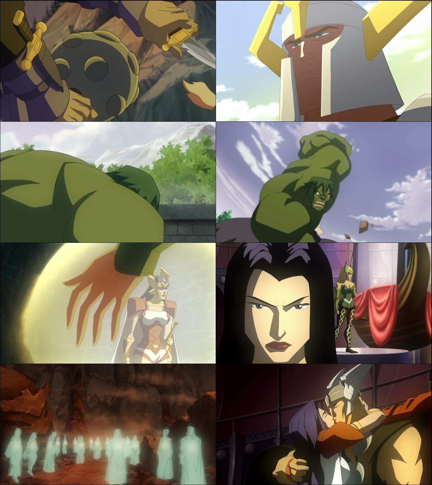 Hulk vs Thor 1080p Latino