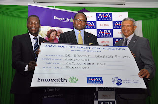 Apa partnership with enwealth financial services