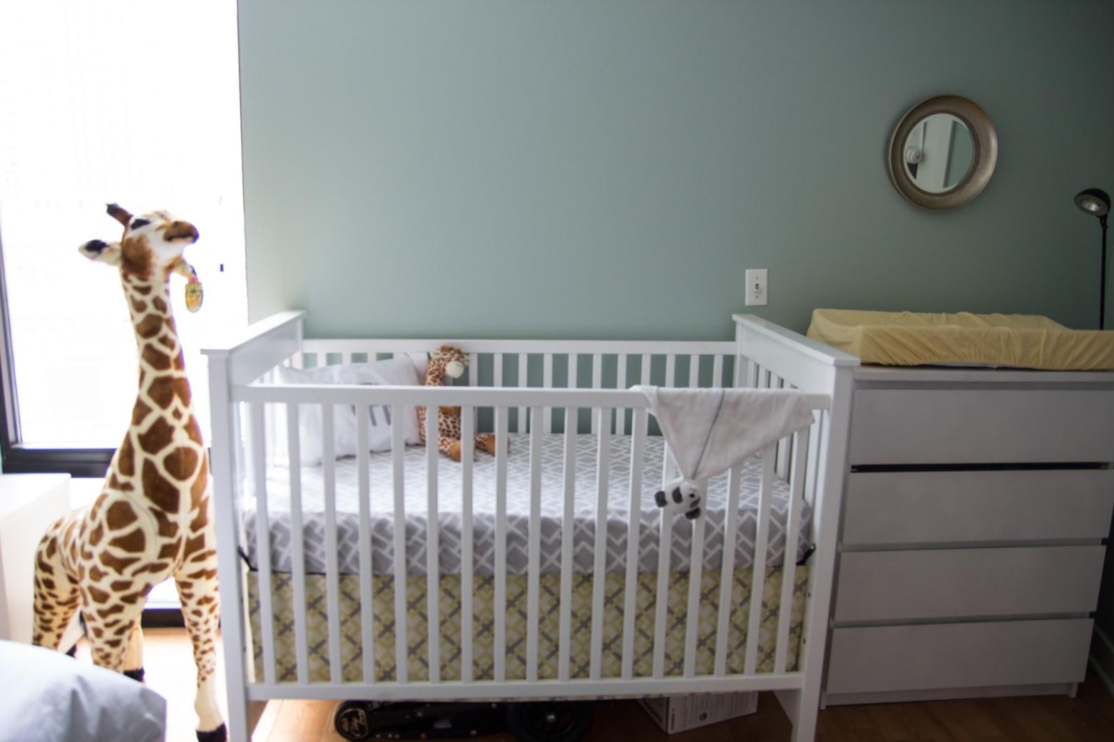 Rnlmusings Baby Week Nursery Reveal