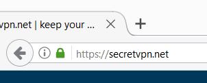 верный ssl сертификат на сайте