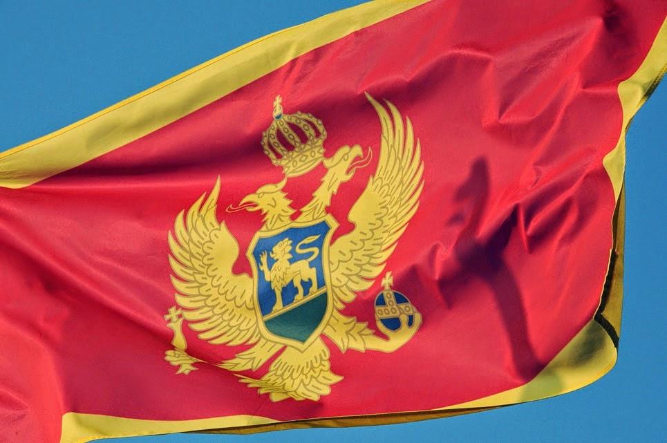 Montenegrin Yacht Register Flag