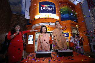 dulux colour studio kidzania