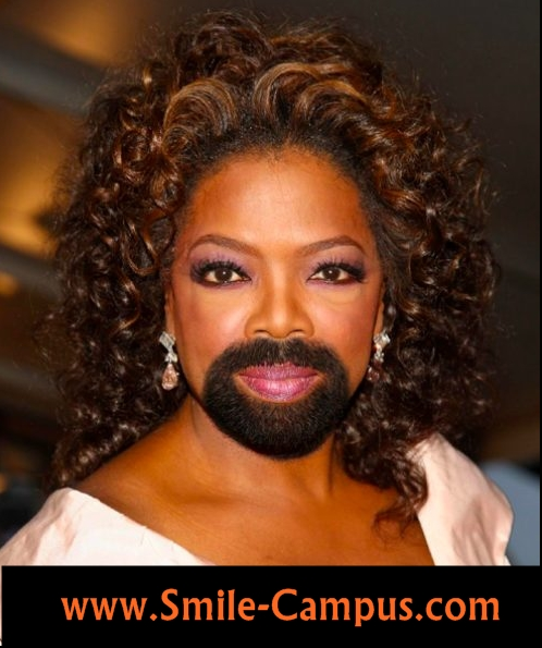 Beards Hair Celebrities with Photoshop
