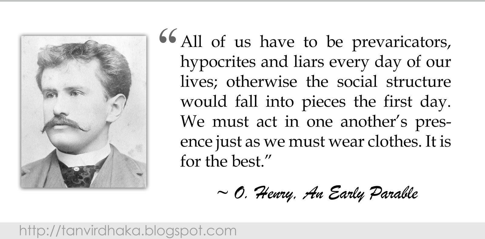 Quotations By O Henry