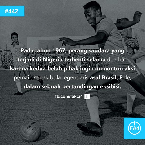 Bintang Saudara: Bintang Sepak Bola Tunda Perang Saudara