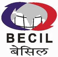 Broadcast Engineering Consultants India Ltd॰, BECIL, Uttar Pradesh, Delhi, 12th, Clerk, Data Entry Operator, DEO, freejobalert, Latest Jobs, Hot Jobs, becil logo