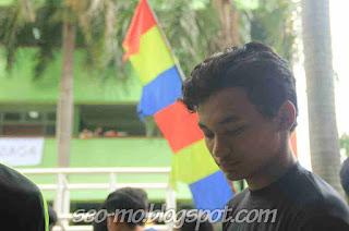 Foto Yusuf Mahardika Pemain Sinetron Gerhana Bulan Merah SCTV