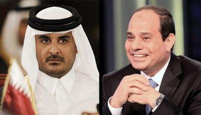 اهانة امير قطر, الاشادة بالسيسى, الامم المتحدة, تميم على حقيقته,