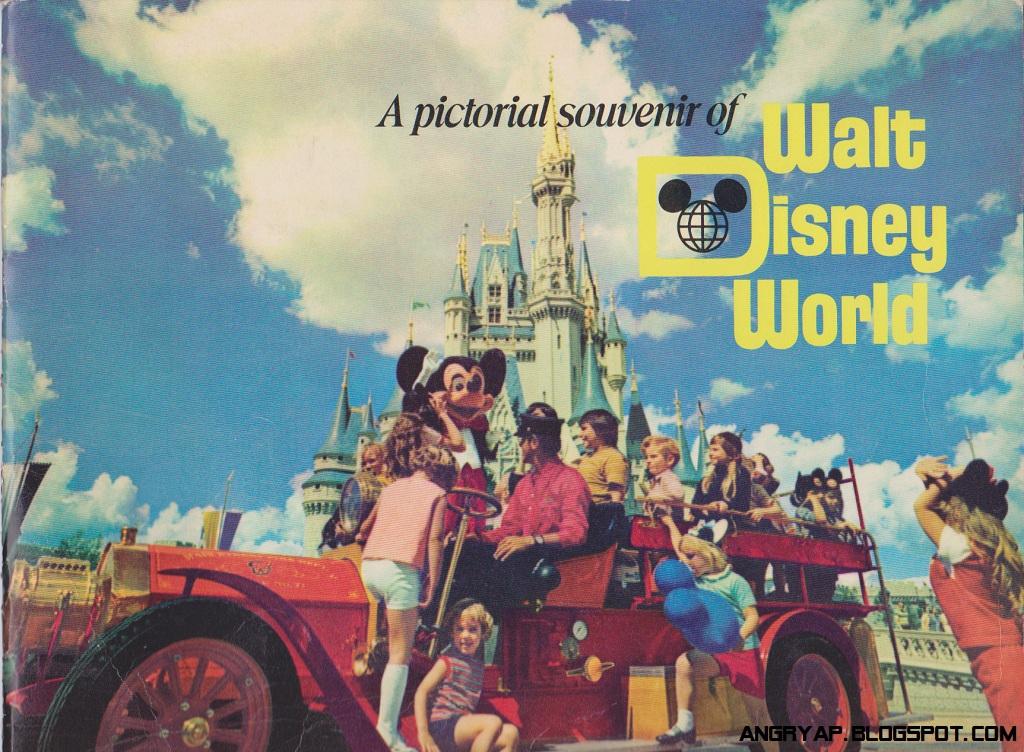 angry ap disneyland and walt disney world nostalgia walt disney
