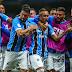 Com gol de Everton, o Grêmio venceu o Pachuca por 1 a 0 na prorrogação