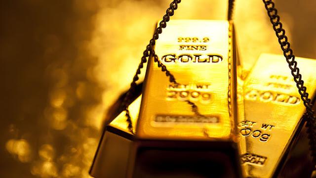 Precio del oro - Lingote de oro