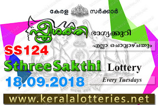 "KeralaLotteries.net, ""kerala lottery result 18.9.2018 sthree sakthi ss 124"" 18th september 2018 result, kerala lottery, kl result,  yesterday lottery results, lotteries results, keralalotteries, kerala lottery, keralalotteryresult, kerala lottery result, kerala lottery result live, kerala lottery today, kerala lottery result today, kerala lottery results today, today kerala lottery result, 18 09 2018, 18.09.2018, kerala lottery result 18-09-2018, sthree sakthi lottery results, kerala lottery result today sthree sakthi, sthree sakthi lottery result, kerala lottery result sthree sakthi today, kerala lottery sthree sakthi today result, sthree sakthi kerala lottery result, sthree sakthi lottery ss 124 results 18-9-2018, sthree sakthi lottery ss 124, live sthree sakthi lottery ss-124, sthree sakthi lottery, 18/9/2018 kerala lottery today result sthree sakthi, 18/09/2018 sthree sakthi lottery ss-124, today sthree sakthi lottery result, sthree sakthi lottery today result, sthree sakthi lottery results today, today kerala lottery result sthree sakthi, kerala lottery results today sthree sakthi, sthree sakthi lottery today, today lottery result sthree sakthi, sthree sakthi lottery result today, kerala lottery result live, kerala lottery bumper result, kerala lottery result yesterday, kerala lottery result today, kerala online lottery results, kerala lottery draw, kerala lottery results, kerala state lottery today, kerala lottare, kerala lottery result, lottery today, kerala lottery today draw result"