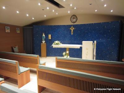 costa cruises chapel